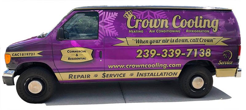 Why choose Crown Cooling?